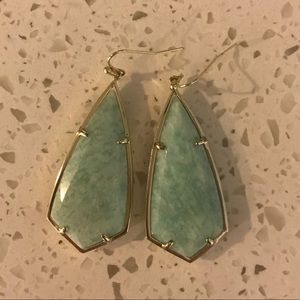 Kendra Scott Caroline Amazonite Earrings